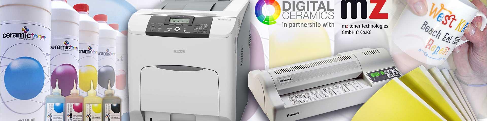 Ceramic Printer Bundles