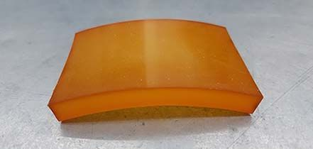 Decorating Squeegee Curved