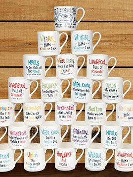 Mugs that Love Your Nation!