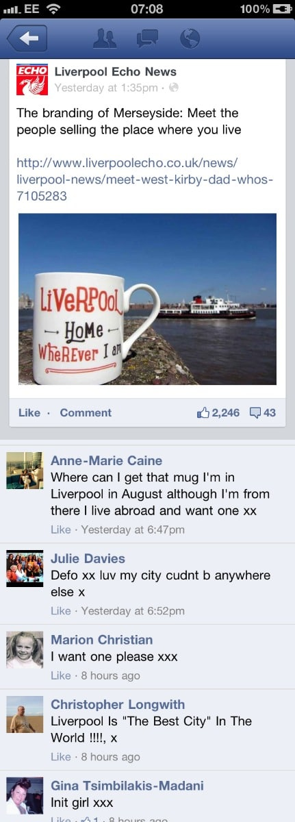 mugs love your nation facebook feed