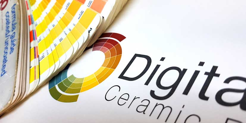 digital ceramics colour matching